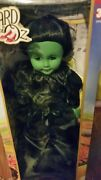 Rrd💖madame Alexandernew18 Doll Wizard Of Ozwicked Witch Of The West49720