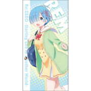 [japan Limited] Rezero Starting Life In Another World Rem 120cm Big Towel/anime