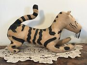 1950andrsquos Vintage Agnes Brush Tigger Winnie The Pooh Doll