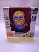 Despicable Me Minion Dave Interactive Talking Figure 55 Sayings And Farting G5