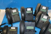Lot Of 7 Aastra 6865i Voip Phone Read The Description/@b15