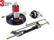 Boat Hydraulic Steering System Up To 120 Hp Outboard Hydrodrive Suzuki Tohatsu
