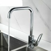 Faucet Deck Mounted Hot And Cold Water Universal Rotatable Vegetable Sink Mixer