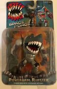 Vintage Street Sharks Space Force Powerarm Ripster 16560 Nos 1996