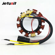 35amp Outboard Stator For Johnson Evinrude 1989-1992150155and175hpslcross Flow