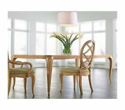 Thomasville Bogart Luxe Cold Water Canyon Dining Table Free In Home S/h Most Usa