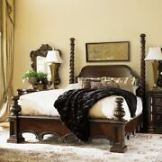 Lexington Florentino Vittorio King Poster Bed Save 50 +free In Home Sh Most Usa