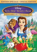 Beauty And The Beast Belle's Magical World Special Edition - Dvd Bilingue