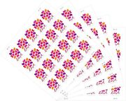Lot Of 5 Usps Sheets Of Hearts Blossom Love Forever = 100 Stamps Valentine