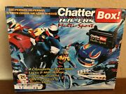 Chatterbox Hjc-frs Helmet Mounted Communication Systems