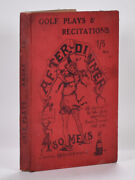 Richard Andre / Golf Plays And Recitations 1904