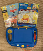 My First Leap Pad And Game Bundle Disney Cars Pooh Lot