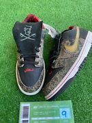 2006 Nike Sb Sbtg Pirates Sample Stamped - Size 9
