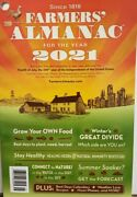 Farmers Almanac For The Year 2021 Grow Your Own Food Weather Free Shipping Cb