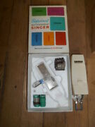 Singer Button Holer V102878 Professional Zig Zag Sewing Machines Accessory Plate