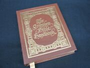 New Leather The Complete Bible Handbook John Bowker Collectors Edition Easton