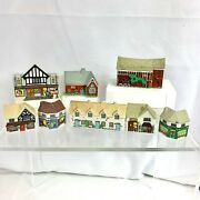Whimsey On Why Village Wade England School Post Gas Picture Greengrocer 13 9 27
