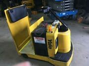 2006 Yale Mtr005len24t Electric Tugger Good Used 24v Battery Included