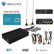 We1026 5g Lte Router Wireless Hotspot Wifi For Car Vehicle Support Gps Function