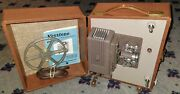 8mm Keystone Vintage Projector. Excellent Condition With Original Direction Book