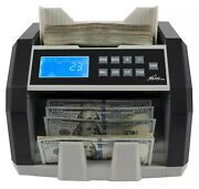 Royal Sovereign Bill Counter 1500 Bills Per Minute 3 Phase Counterfeit Detection
