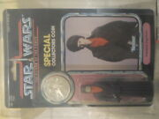 Rare Vintage Kenner Star Wars Afa Y80 Power Of The Force Imperial Dignitary
