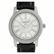 And Co. Resonator 17041835 Stainless Steel Silver Dial 27.5mm Quartz...