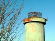 Photo The Old Water Tower That Fed Castlethorpe Water Troughs On The West Coast