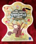 Educational Insights The Sneaky Snacky Squirrel Game. Ages 3+ Motor Skills Math