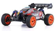 Exceed Rc 1/16 Blur Nitro Gas Remote Control Rc Buggy Wild Red 2.4ghz Rtr