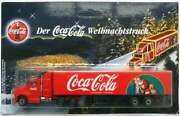Truck 1/87 H0 From Germany Coke X-mas Series Coca Cola Germany Mercedes Benz