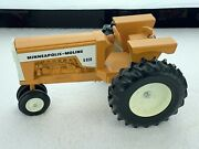 Vintage Ertl Scale Models Minneapolis Moline G850 Narrow Front 1/16 Tractor Rare