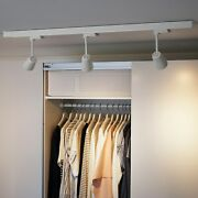 Ikea Skeninge Track Lighting System Components Connecting Power Leads