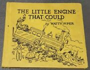 The Little Engine That Could, Watty Piper Vintage 1961 — Original Edition