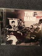 The Band - The Best Of / A Musical History Cd+dvd 2007 New Cd
