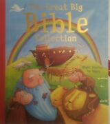The Great Big Bible Collection Seven Childrens Books Stories 2012 Pb Like New