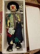 Dynasty Doll Collection- Clyde - Good Condition With Orginal Box