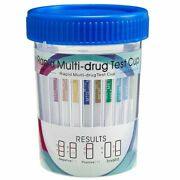 12 Panel Drug Test Cup -test For 12 Drugs- Fda Clia Lots As Low As 2.48/cup