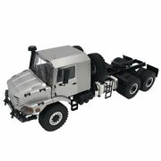 1/14 6x6 Rc Electric Rc Off-road Truck Crawler Heavy Trailer Rtr Vehicle