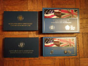 400th Anniversary Of The Mayflower Voyage Gold And Silver Coin Set