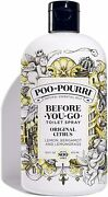 Poopourri Before You Go Toilet Spray Refill Our Most Popular Scent 16fl Oz Clear