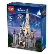 Lego The Disney Castle 71040 Princess - Brand New - Unopened - Ready To Ship