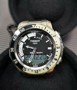 Tissot Sea Touch Diver Watch T Race Ttouch