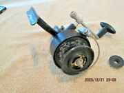 Garcia Mitchell Reel Works- For Parts Scraped Off,same Pat As. 302
