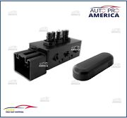 New Oem Ford Front 6 Way Power Seat Adjuster Switch + Power Seat Adjuster Button