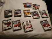Car And Driver Magazine Lot