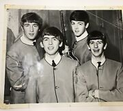 Beatles Original Photo 123 See Pictures For Details 10 X 8 Inches