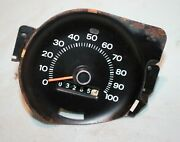 72 73 74 75 Ford Pinto Dash Speedometer Odometer