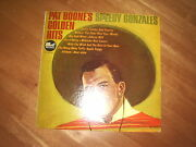 Pat Boone - Pat Booneand039s Golden Hits -nm 1st 1962 Us Press Dlp 3455 Ultra Rare