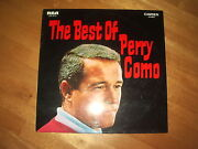 Perry Como - The Best Of Perry Como Vg++ 1st German Press Cds 6015